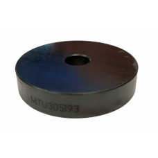 MTU-3 | Magnetic Particle Reference Block | Type 01