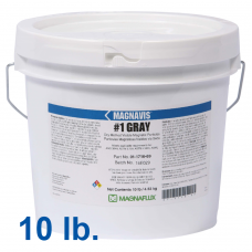 #1 Gray - 10 lb. Container