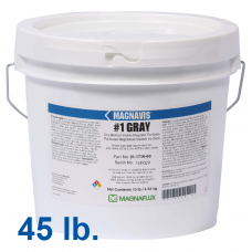#1 Gray - 45 lb. Container