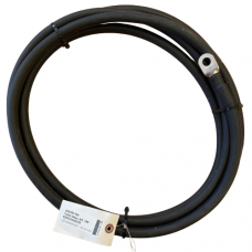 4/0 Cable w/ Lug Terminals on Both Ends | 15 ft.