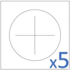 QQI | 625551 | CX-230 | KSC-230 (Set of 5)