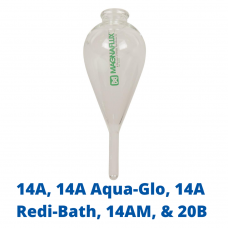 Centrifuge Tube (for 14A, 14A Aqua-Glo, 14A Redi-Bath, 14AM, & 20B)