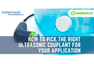 How to Pick the Right Ultrasonic Couplant for Your Application