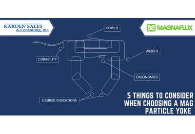 5 Things to Consider When Choosing a Mag Particle Yoke