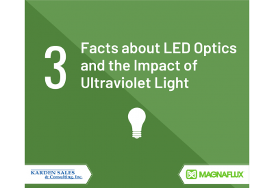 3 Facts About LED Optics and The Impact of Ultraviolet Light